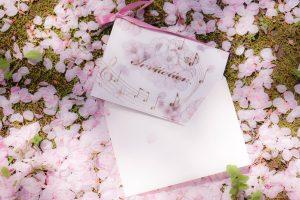 桜, 招待状