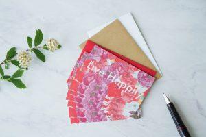 メッセージカード, messagecard