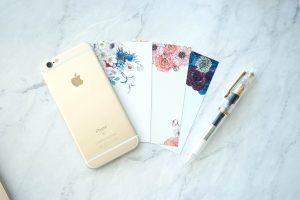 メッセージカード, message card, iPhone