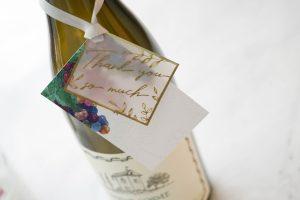 ワイン, カード