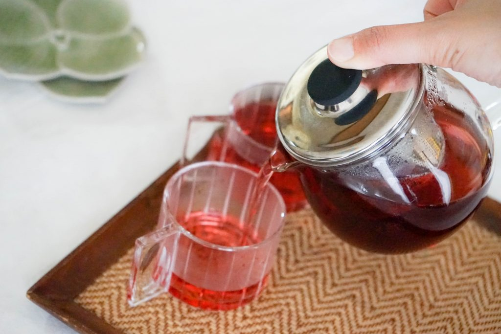 tea お茶 ハーブティ