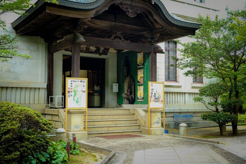 金刀比羅神社, 宝物館