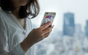 iPhone, スマホケース