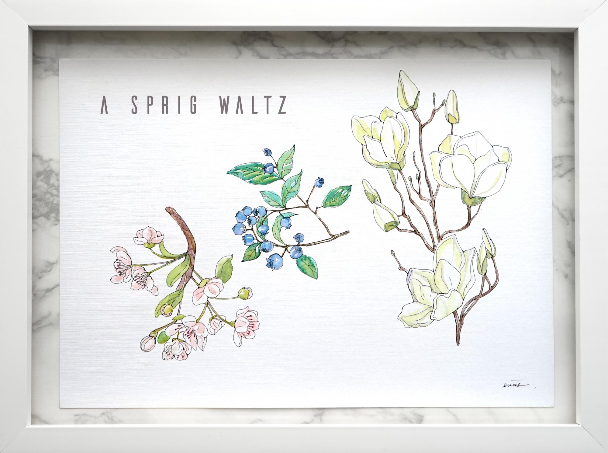 a sprig walts